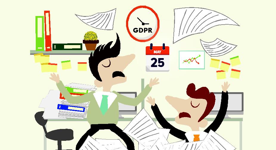GDPR chaos