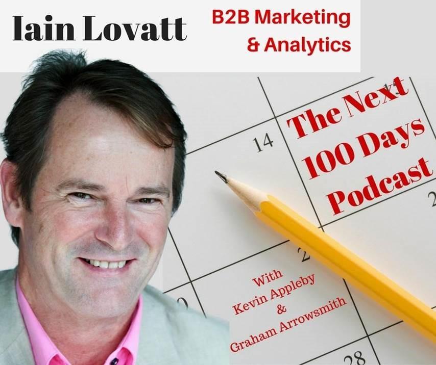 Iain Lovatt Podcast