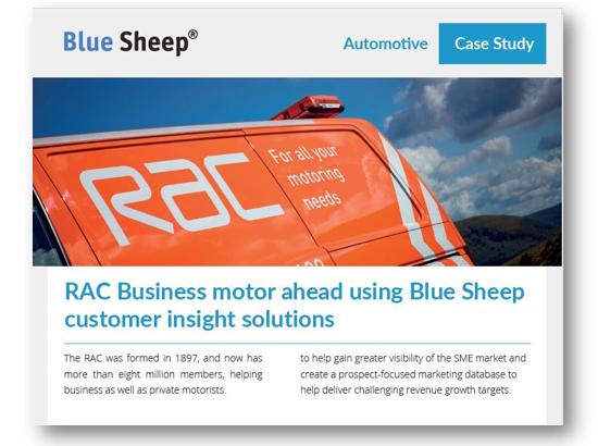 RAC Business Case Study