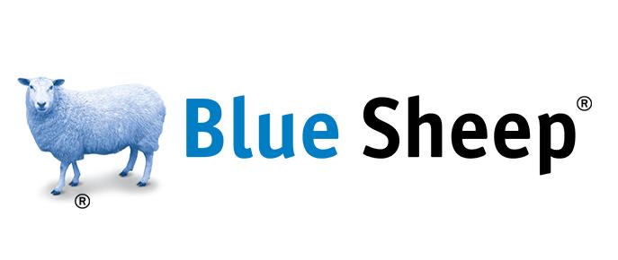 Blue Sheep logo