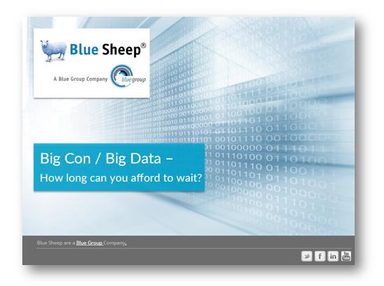 Big Con Big Data