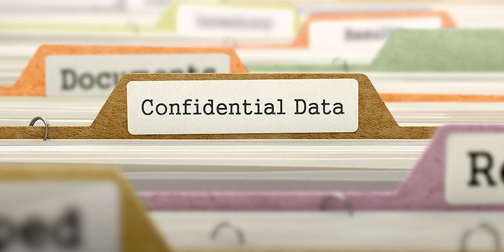 Confidential Data