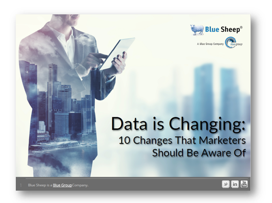 Data is Changing