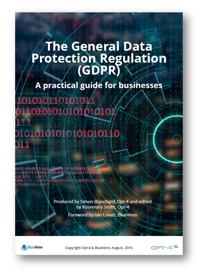GDPR White Paper