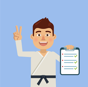 karate audit