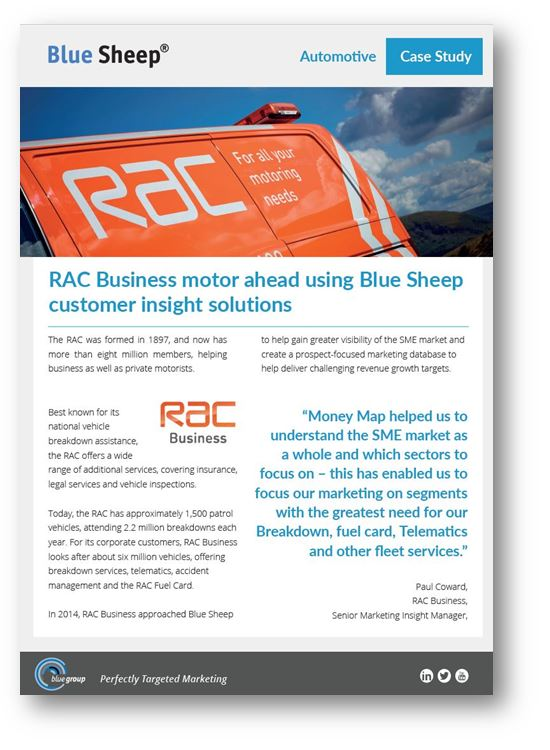RAC Business Case Study