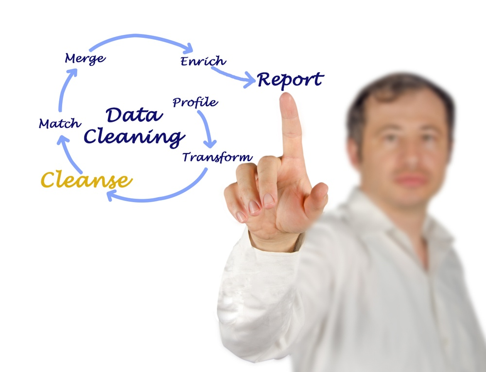data cleansing cycle
